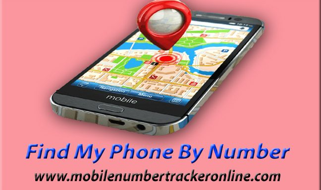 Find My Phone By Number