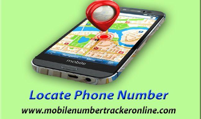 Locate Phone Number