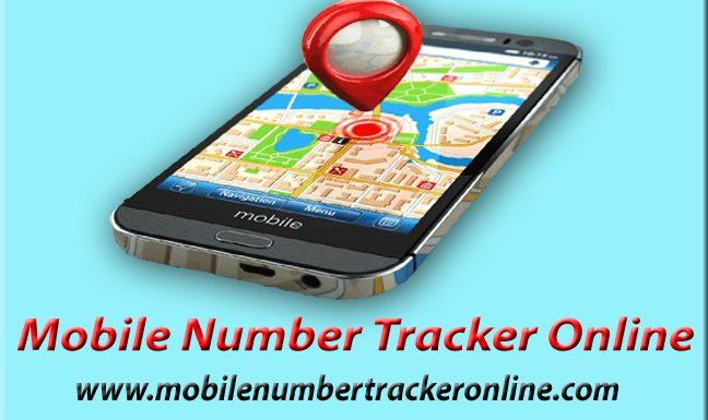 Mobile Number Tracker Online