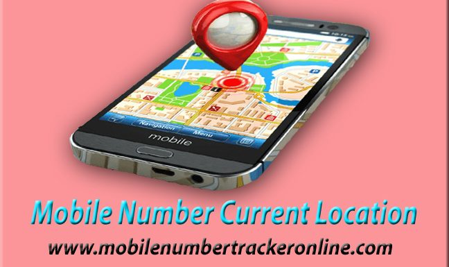 Mobile Number Current Location