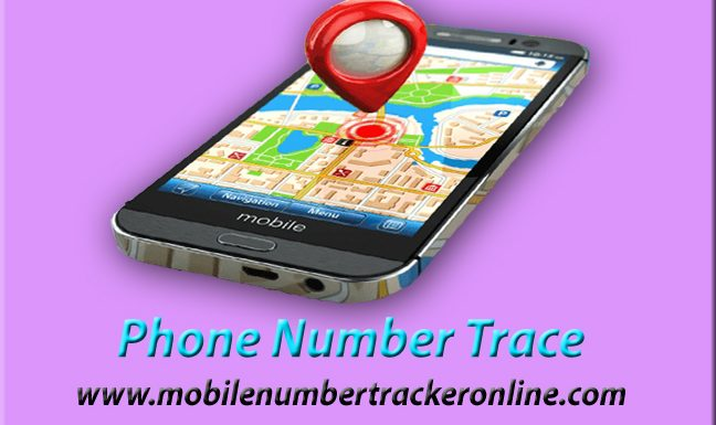 Phone Number Trace