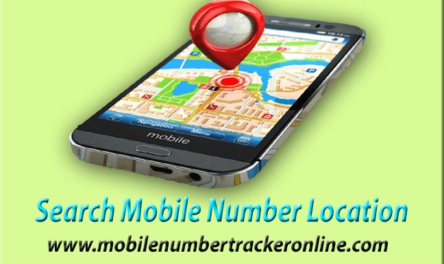 Search Mobile Number Location