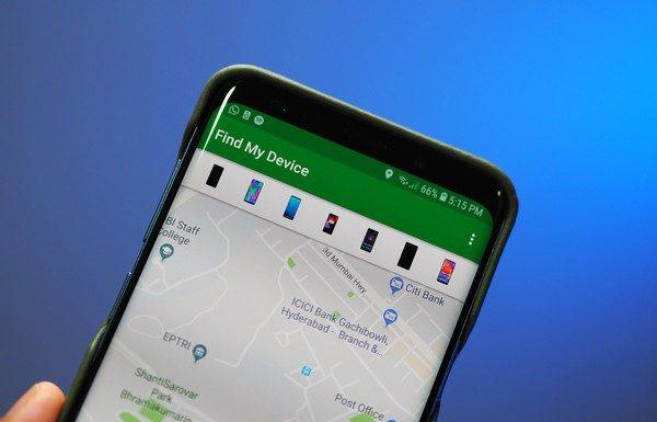 Check Mobile Location