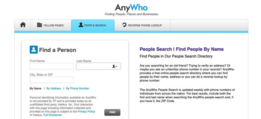 Number Search Online