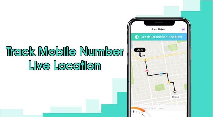 Track Mobile Location Online